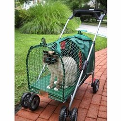 Pet Stroller - Emerald, 26