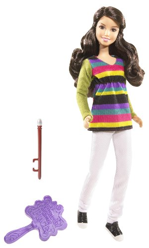 41sj9d0AosL Buy  Wizards of Waverly Place Alex Russo Fashion Doll with Magic Wand