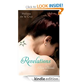 Revelations: A Blue Bloods Novella
