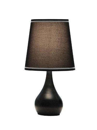 OK LIGHTING OK-816BK  Table Touch Lamp