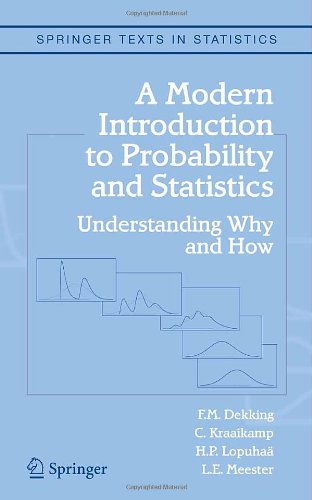 A Modern Introduction to Probability and Statistics:...