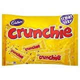 Cadbury Crunchie Treat Size 258G