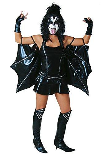 Kiss-Demon Sexy Adult Costume