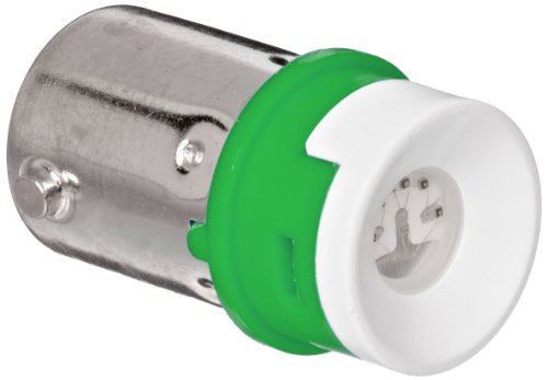 Omron A22-24Ag Led Lamp, Green, 24 Vac/Vdc Operating Voltage