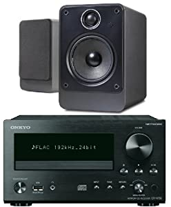 Review and Buying Guide of Cheap Onkyo CRN755 Black + Q Acoustics 2010i Graphite (R)
