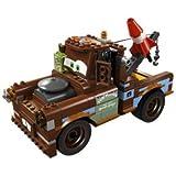 Lego - Cars 2 Carl Atrezzi - edición Deluxe