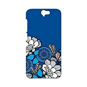 BLUEDIO Designer Printed Back case cover for HTC One A9 - G4687