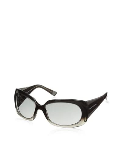 Balenciaga Women's 0012 Sunglasses, Dark Grey