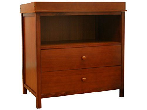 Athena AFG Amber Changing Table Walnut, Espresso - 1