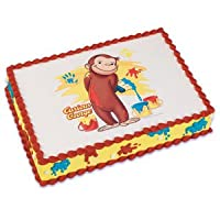CURIOUS GEORGE EDIBLE IMAGE