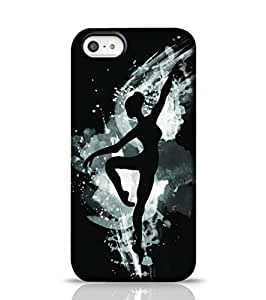 Stylebaby Watercolor Painting Ballerina Apple iPhone 5 Phone Case