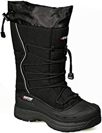 BAFFIN SNO GOOSE LADIES BLACK (11), Manufacturer: BAFFIN, Manufacturer Part Number: 4510-1330-001(11)-AD, Stock Photo - Actual parts may vary.