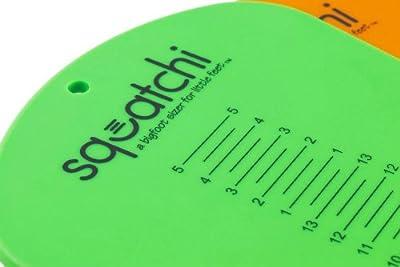 Squatchi, Kid's US Shoe Sizer Plastic