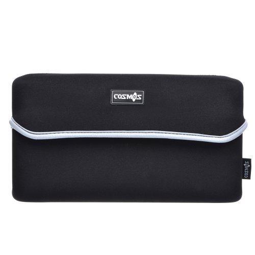 Cosmos ® Black Color Soft Neoprene Carrying Travel Sleeve Case Bag for Bose SoundLink Bluetooth Speaker III