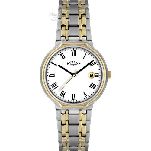 Rotary GB0023101 Gents Two Tone Bracelet Watch