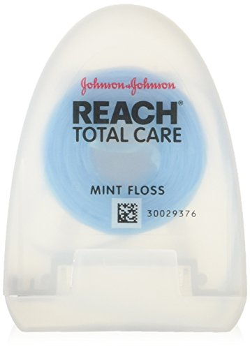Johnson & Johnson Reach Floss, Total Care, Mint