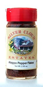Aleppo Pepper Flakes 2.50 Ounce Jar