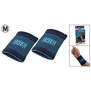 Como 1 Pair Wrist Support Braces Wrap Protector Sporting Goods