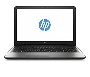 HP 15-BE006TU 15.6-inch Laptop (Core i3-5005U/4GB/1TB/Windows 10 Home/Integrated Graphics), Turbo Silver