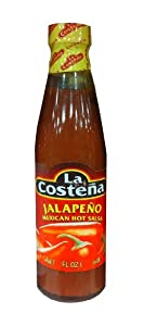 La Costena Jalapeno Mexican Hot Sauce from La Costena