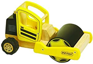 Pintoy Road Roller - Construction Series