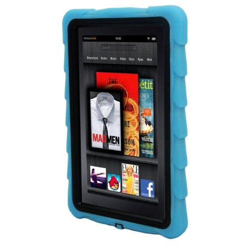Gumdrop DT-KINFIRE-BLU Cases Drop Tech Series Case for Kindle Fire (Blue)