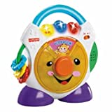 Enticing Laugh & Learn CD Player - Cleva Edition ChildSAFE Door Stopz Bundle