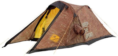 Roadsign 70500 - Tenda da trekking 2 persone 65+225 x 160 x 105 cm