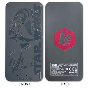 ENERGY Pocket(ケータイ充電器)6000mAh STAR WARS(ダースベイダー)