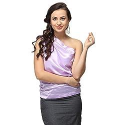 VODKA FASHION INDIA Light purple color Top