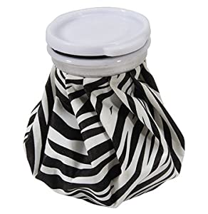 Ice Bag - Zebra Print