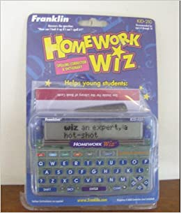Franklin homework wiz