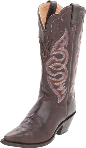 "Details for Justin Boots Women's Western Fashion 13"" Boot Narrow Square Toe Leather Outsole,Testa Torino,11 B US by Justin Boots"