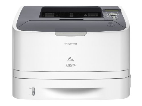 Canon i-SENSYS LBP6650dn Laser Printer (33ppm mono printer, automatic double-sided printing)