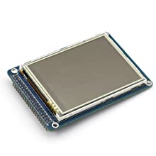 "SainSmart 3.2"" TFT LCD Display + Touch Panel + PCB Adapter SD Slot for Arduino 2560 UNO R3 Mega Nano Robot"