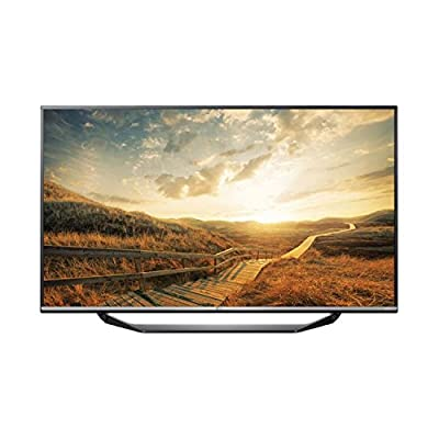 LG 55UF670T 140cm (55 inches) 4K Ultra HD LED TV (Black)