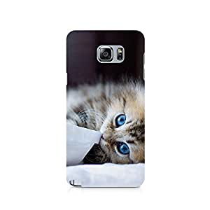 TAZindia Designer Printed Hard Back Case Cover For Samsung Galaxy S6 Edge