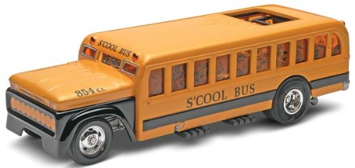 Revell Monogram S'Cool Bus Plastic Car Model Building Kit, 1:24 Scale (Cool Model Cars compare prices)
