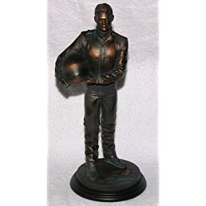 Jeff Gordon #24 Limited Edition Statue NASCAR