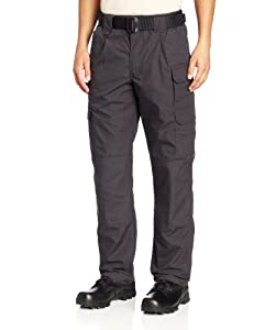 Propper Men's Lightweight Tactical Pant, Charcoal Grey, 28 x Unfinished 37.5