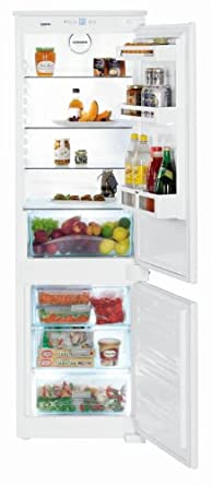 Liebherr RCI 5452 Comfort Autonome Blanc 199L 82L A++ - réfrigérateurs-congélateurs (Autonome, Bas-placé, A++, Blanc, SN, ST, LED)