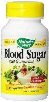 Blood Sugar w/ Gymnema Extract