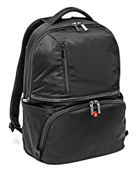 MANFROTTTO ACTIVE BACK PACK 11 MB MA BP-A2 CAMERA BACK PACK BAG BLACK ACCEPTS SMALL LAPTOP