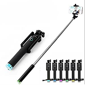 easton enterprisetm selfie stick locust series connects to bluetooth smartphone. Black Bedroom Furniture Sets. Home Design Ideas