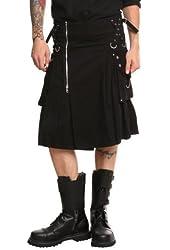 Tripp Black Kilt