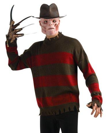 Rubies Adult Mens Freddy Krueger Halloween Costume