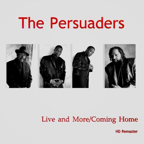 The Persuaders Live & More
