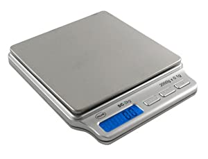 American Weigh Scales AMW-SC-501 Digital Pocket Scale, 500 by 0.01 G