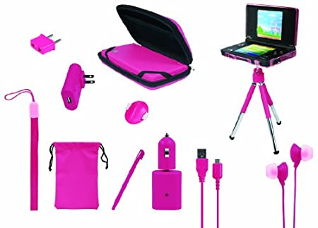 10 in 1 Amazing Kit for DSi - Pink