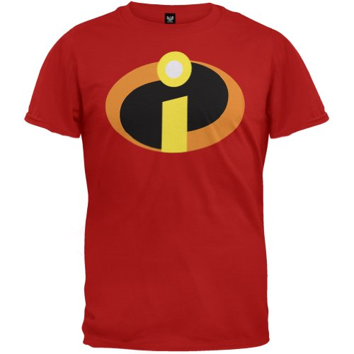 The Incredibles - Mens Costume T-Shirt